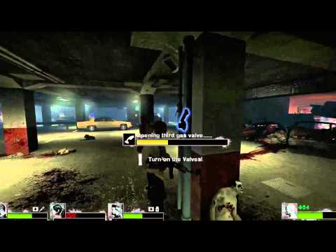 Left4Dead 2 (L4D2) Custom Map -  No Parking
