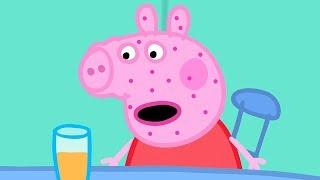 Peppa Pig Italiano - Non Tanto Bene 🔴 Collezione Italiano - Cartoni Animati