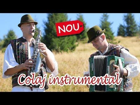 Stefan Andreica - Colaj instrumental de Maramures