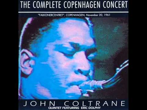 John Coltrane Quintet in Copenhagen 1961 - Delilah / Every Time We Say Goodbye