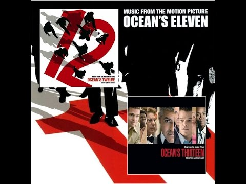 Best of Ocean's OST (Eleven, Twelve & Thirteen)
