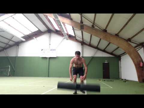 ViPR HIIT training