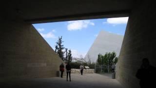 מוזאון תולדות השואה יד ושם ירושלים