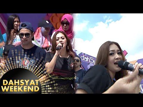 Shamila Menggoyang Kota Surabaya Dengan 'Butuh Uang' [Dahsyat] [29 Mei 2016]