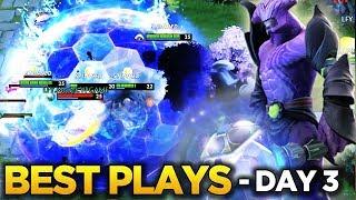 TI7 - BEST PLAYS - Main Event Day 3 - Dota 2