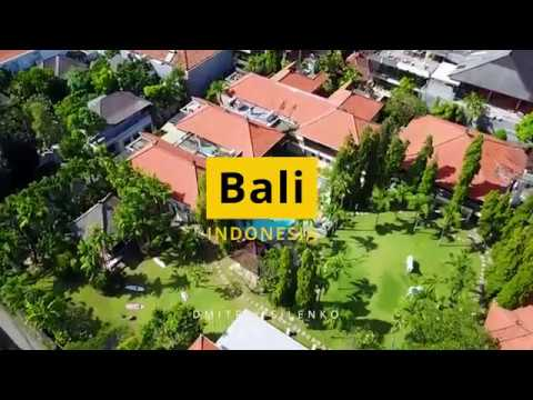 Surfing in Bali. Indonesia 2017 - GOPRO TRIP. TRAVEL ASIA. Teaser