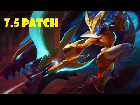 다음표식은너야 Kindred vs Elise - Jungle - Victory - Master Tier Korea - patch 7.5 - Season 7