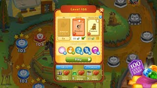 Farm Heroes Saga Level 106 HD 1080p