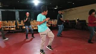 """DON'T WASTE MY TIME LINEDANCE  CREATED BY SHANTA PORTER """" THAT SHORT GIRL"""""""