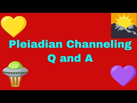 Pleiadian Channeling - Your Q and A Mp3