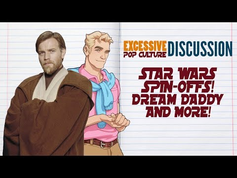 Star Wars News, Dream Daddy, Martin Shkreli and More! - This Week in EPCD (The Last Jedi)