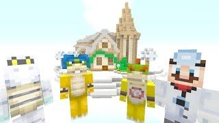 Nintendo Switch - Nintendo Fun House - CLOUD HOUSE IN THE SKY?!? [81]