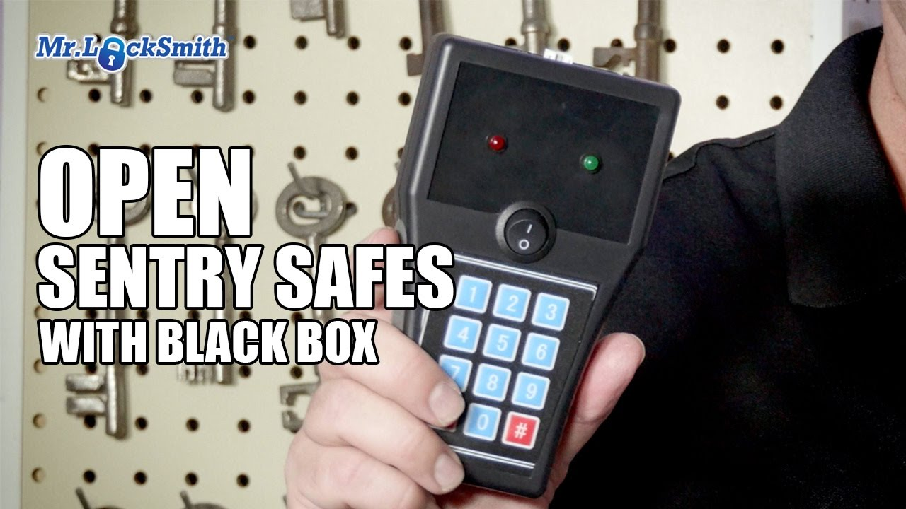 safe locksmith. Electronic Safe Opened In 10 Seconds With Black Box | Mr. Locksmith Video I