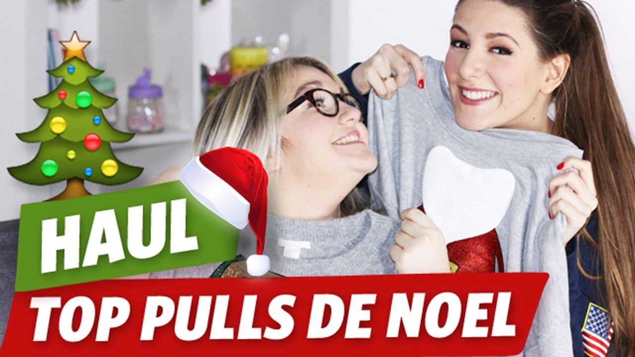 b46a318160d34 HAUL] Top 9 des Pulls de Noël - YouTube