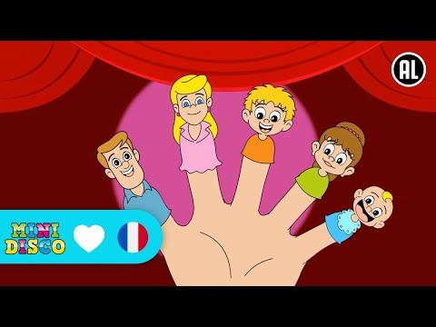 La Famille Doigt - Minidisco FR