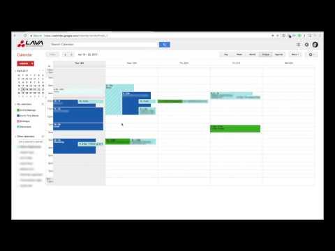 Automated Timesheet Logging with Google Calendar, Google Sheets, & Zapier