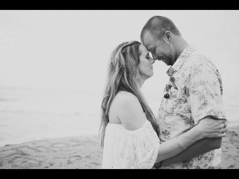 Sandy Beach Rincon Wedding