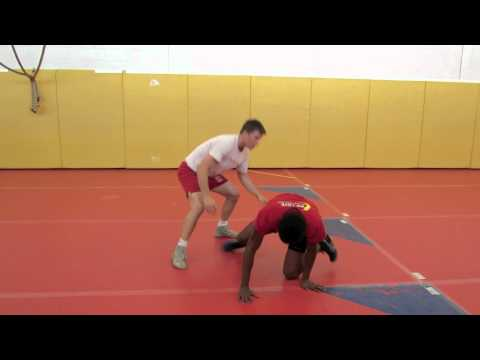 Chris Prickett Technique Session: Underhook - Kneetap Finish