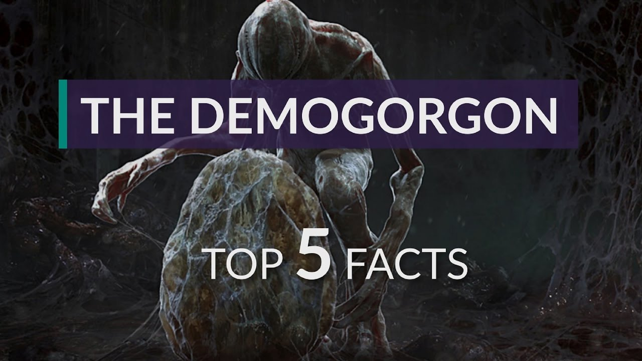 Demogorgon (Dungeons & Dragons) - Wikipedia