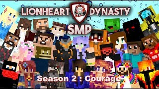 Minecraft 1.13 Aquatic Adventure - Trailer - Lionheart Dynasty S2, a Minecraft 1.13 Survival SMP