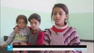 تلميذات عراقيات يتحدثن عن معلمات تنظيم