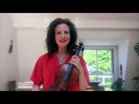 Madeleine Mitchell & Clare Hammond - Barber Lunchtime Virtual Concert