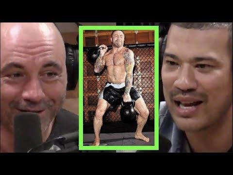 Why Joe Still Lifts Weights W/Michael Yo