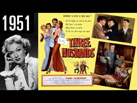 Three Husbands - Full Movie - GOOD QUALITY (1951)