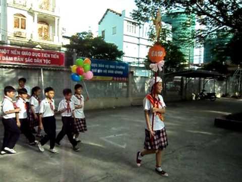 Trường THCS Phú Mỹ ngày khai giảng năm học 2011-2012 (3)