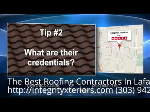 Roofing Contractor Lafayette