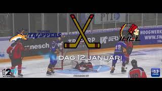 14 01 2018 Tilburg Trappers Toekomst Team -  Leuven
