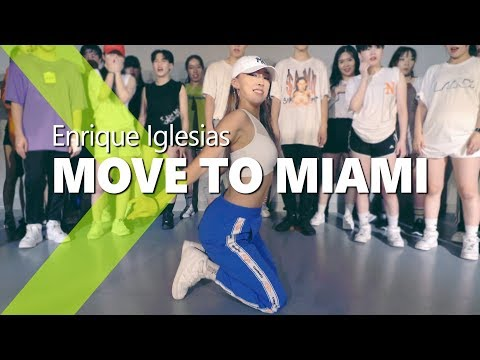 Enrique Iglesias - MOVE TO MIAMI ft. Pitbull / JaneKim Choreography.