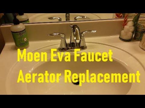 Moen Eva 6410 Faucet Aerator Upgrade Replacement Repair ...