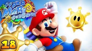 SUPER MARIO SUNSHINE : Episode 18 | Le niveau le plus dur ? - Let's Play