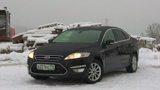 """Вторичка"": обзор Ford Mondeo IV // АвтоВести 187"