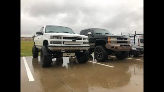 Another Lifted OBS Chevy??