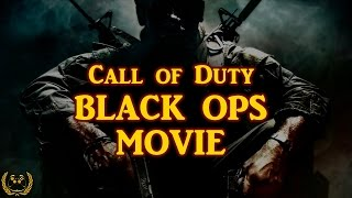 COD BLACK OPS THE MOVIE HD LEGENDARY MOVIES ( ALL CUT-SCENES )