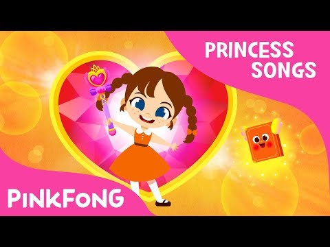 My Princess World | Princess Songs | Pinkfong Songs for Children
