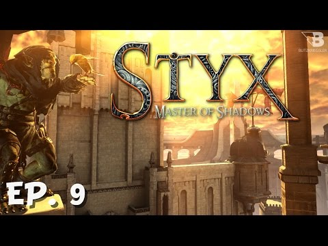 Apartments of the Governor! - Ep. 9 - Styx: Master of Shadows - Lets Play