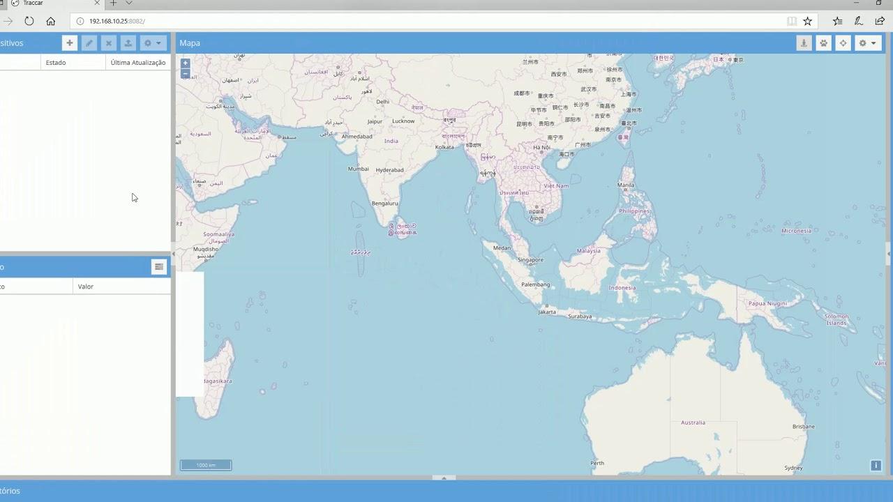 instalação Servidor Traccar GPS em Ubuntu 16 04 LTS Server