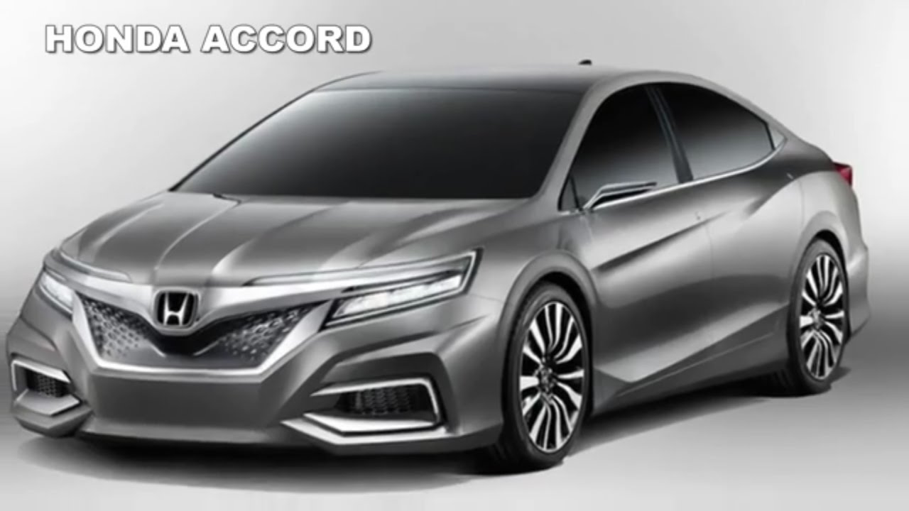 Honda Accord Concept 2018 >> 2018 Honda Accord Interior Exterior Redesign Engine Youtube