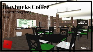Roblox - France Bloxburg Sub Tour: Bloxbucks Coffee - France robert20032003