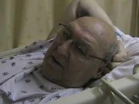 Daddy in Hospital
