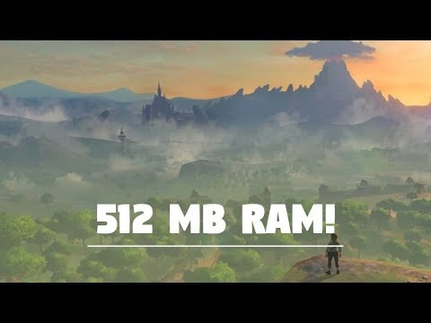 Best Easy To Run Open World Games 512mb Ram 2020