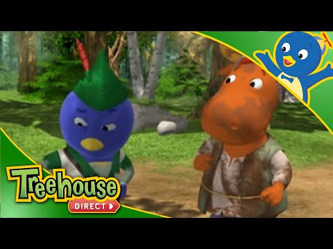 The Backyardigans: Robin Hood the Clean - Ep.56 thumbnail