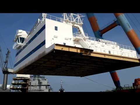 Marine Projects: Nadbudówka FSG745 czesc 1