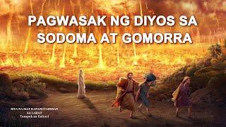 """""""Siya na May Kapangyarihan sa Lahat"""" (Clip 6/15) Pagwasak ng Diyos sa Sodoma at Gomorra"""