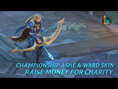 Championship Ashe – Raise Money for Charity