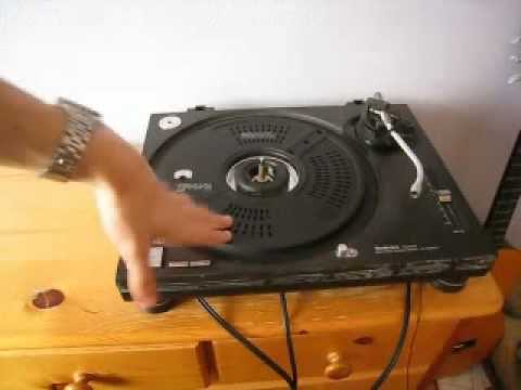 replacing audio cables on a technics 1210 mk2 part 1 youtube. Black Bedroom Furniture Sets. Home Design Ideas