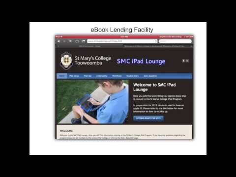 SMC Rapid eParent Tip - eBook Lending Facility